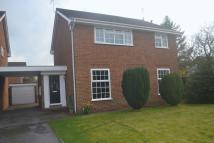 4 bed Detached property in Romway Close, Shepshed...
