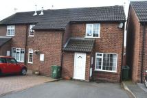 Terraced home to rent in Danvers Lane, Shepshed...