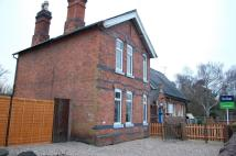 semi detached house in Main Street, Cossington