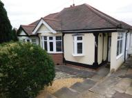 Bungalow to rent in Havering Road