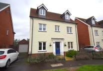 Detached house to rent in Woden Avenue, Stanway