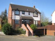 Detached house in Grantham Crescent...