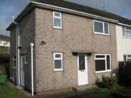 semi detached property in Heol Y Beddau...