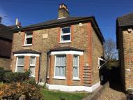 2 bed semi detached house in Limes Road, Beckenham...