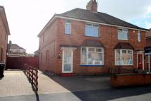 3 bed semi detached home in Banwell Road, Ashton...