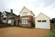 3 bedroom Detached house in Bridgwater Road, Uplands...