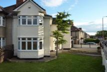 semi detached house in Donald Road, Uplands...