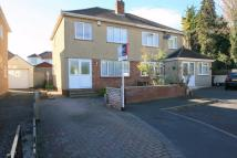 semi detached property for sale in Bampton Close...