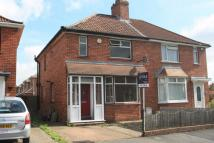 3 bed semi detached home for sale in Gerald Road, Ashton...