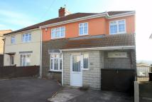 semi detached home in Lewis Road...