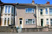 Terraced home for sale in Gathorne Road...