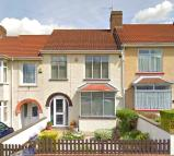 Terraced house in Novers Road, Knowle...