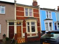 Terraced house in Quantock Road...