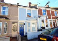 Terraced home for sale in Aubrey Road...