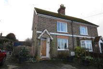semi detached property in High Street, Buxted...