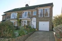 LEWES semi detached property for sale