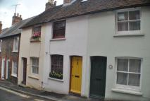 Cottage to rent in St John Street, Lewes