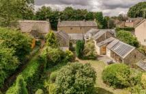 5 bed semi detached home for sale in Blenheim Farm Barn...