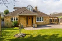 4 bedroom Detached Bungalow for sale in Abingdon Road...