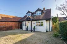 4 bed Detached house for sale in Well Cottage, Eaton Road...