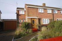 3 bed semi detached home for sale in Queens Road, Petersfield