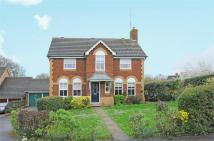 Detached house for sale in 7 Lindberg Way, Woodley...