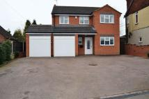 Detached property for sale in Ashby Road, Shepshed
