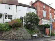 Terraced home for sale in Pick Street, Shepshed
