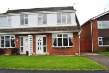 semi detached property for sale in Conway Drive, Shepshed...