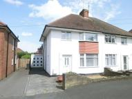 semi detached house for sale in Devana Avenue, Coalville