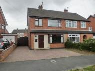 semi detached property in Hall Lane, Whitwick