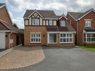 Detached home in Stimpson Road, Coalville