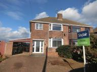 3 bed semi detached property in School Lane, Whitwick