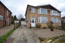 CROFTON RISE semi detached property to rent