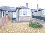 2 bed Semi-Detached Bungalow to rent in CARR MANOR WALK...
