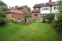 semi detached property in DAVIES AVENUE, ROUNDHAY...