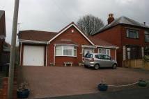 Detached Bungalow for sale in Sunnybank Road