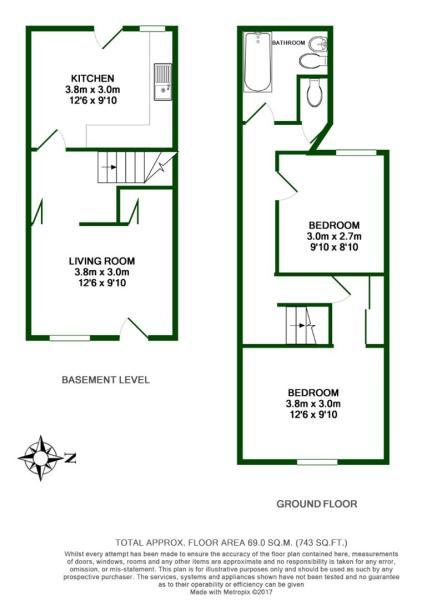 flat1, 46 waylen st green.jpg