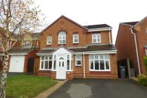 4 bedroom Detached house in Shillingstone Drive...
