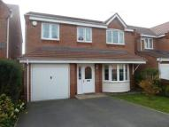 Detached property for sale in Knights Road, Nuneaton...