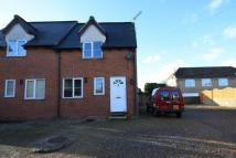 1 bed semi detached property in Red Lion Mews, Highworth...