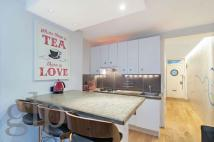Betterton Street Flat for sale