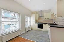 Studio apartment in Moor Street, Soho, W1D