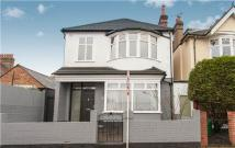 Detached property for sale in Nimrod Road, LONDON, SW16