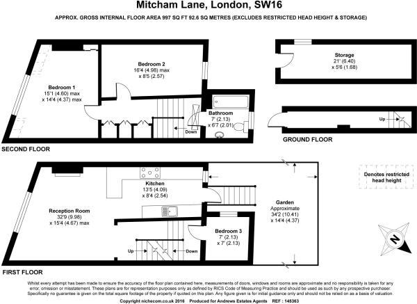 mitcham lane