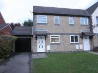 Terraced home to rent in Beaulieu Drive, Yeovil
