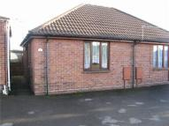 Semi-Detached Bungalow in Westbourne Grove, YEOVIL