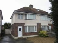 3 bedroom semi detached property to rent in Eliotts Drive, Yeovil