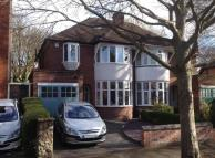 semi detached house in Blenheim Road, Moseley...