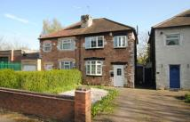 semi detached home for sale in Colebank Road, Moseley...